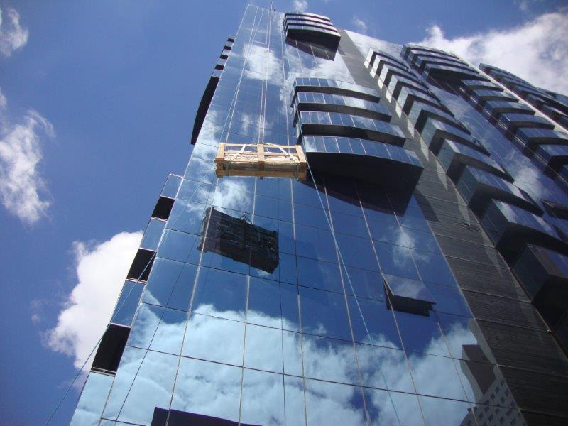 Empresa de transporte vertical