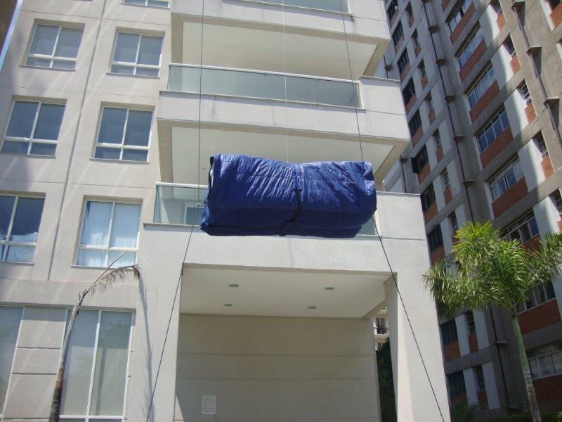 Içamento de móveis