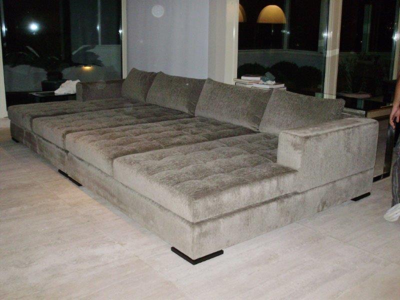 Preço içamento sofá